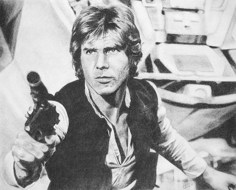 Harrison Ford par ARitz